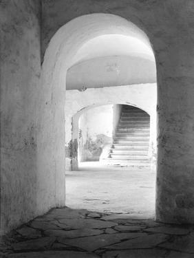 In the Convent of Tepotzotlan, Mexico, 1924 by Tina Modotti