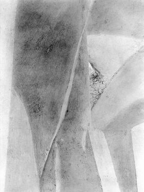 Interior of the Church (Convent of Tepotzotlan), Mexico, 1924 by Tina Modotti