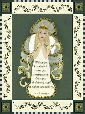 Flower Angel 4 by Tina Nichols