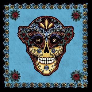 Sugar Skull by Tina Nichols
