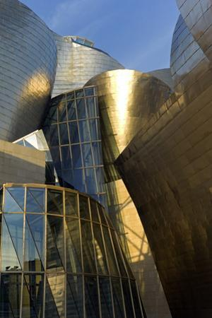 The Guggenheim Museum in Bilbao by Tino Soriano