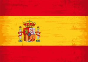 Spanish Grunge Flag. A Flag Of Spain With A Texture by TINTIN75