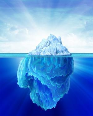 Tip of an Iceberg, Artwork