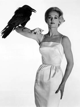 "Tippi Hedren. ""The Birds"" [1963], Directed by Alfred Hitchcock."
