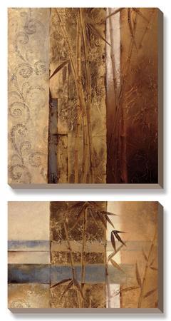 Bamboo Inspirations II by Tita Quintero