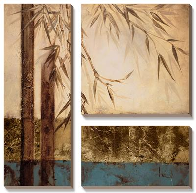 Bamboo Royale I by Tita Quintero