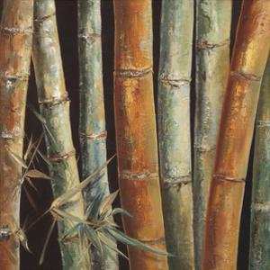 Caribbean Bamboo I by Tita Quintero