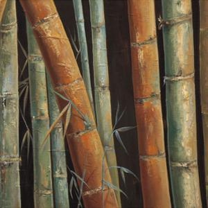 Caribbean Bamboo II by Tita Quintero
