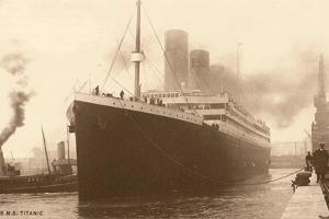 Titanic at the Dock