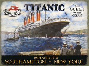 Titanic - The Queen of the Ocean