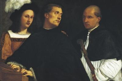 Interrupted Concert by Titian (Tiziano Vecelli)