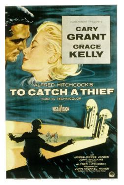 To Catch a Thief, Cary Grant, Grace Kelly, 1955