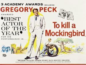 To Kill a Mockingbird, 1962