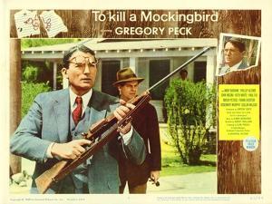 To Kill a Mockingbird, 1963