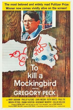 ผลการค้นหารูปภาพสำหรับ to kill a mockingbird poster