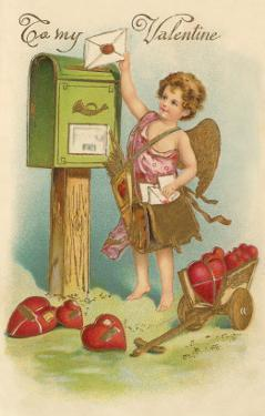 To My Valentine, Cupid Mailing Letter