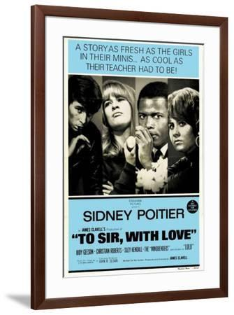 To Sir With Love - Australian Style--Framed Poster