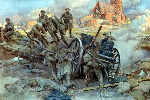 To the Victors!, World War I, 1917-1918