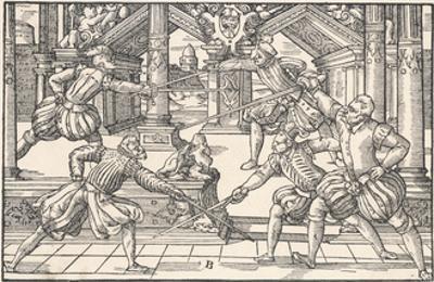 Fencing 1570