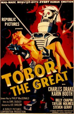 Tobor the Great, 1954