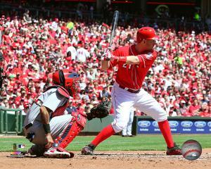 Todd Frazier 2015 Action