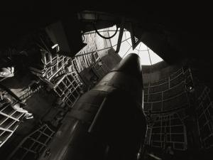 Titan II Missile Inside a Silo by Todd Gipstein