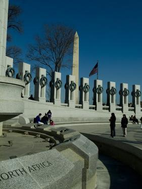 World War II Memorial by Todd Gipstein