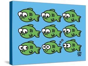 Fish Fart by Todd Goldman