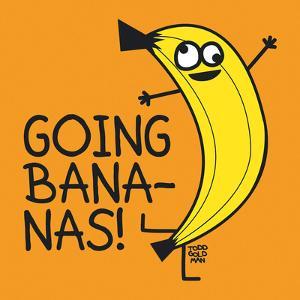 Going Bananas! by Todd Goldman