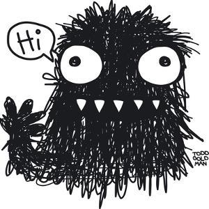 Hi Monster by Todd Goldman