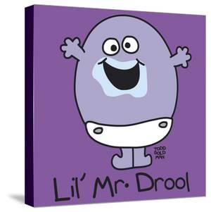 Lil Mr Drool by Todd Goldman