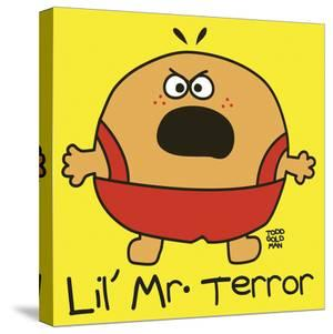 Lil Mr Terror by Todd Goldman