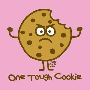 One Tough Cookie by Todd Goldman