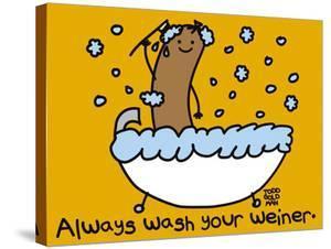 Wash Your Weiner by Todd Goldman