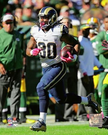 Todd Gurley 2015 Action