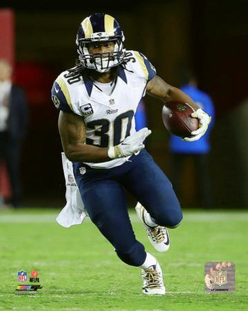 Todd Gurley 2016 Action