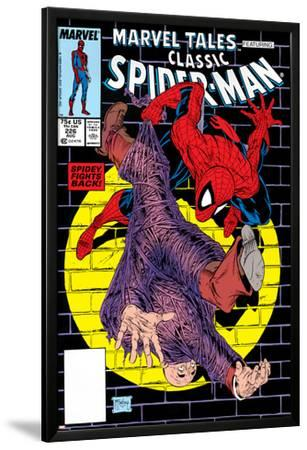 Marvel Tales: Spider-Man No.226 Cover: Spider-Man