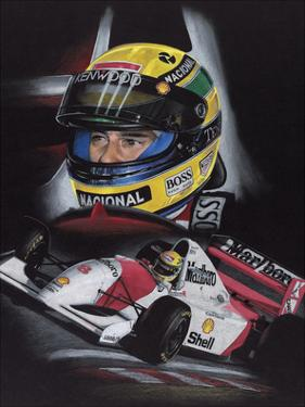 Senna by Todd Strothers