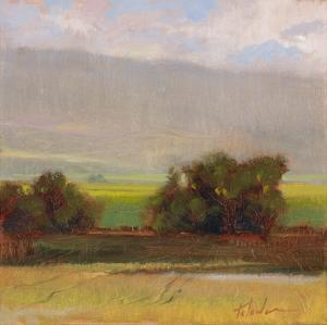 Russell Creek View II by Todd Telander