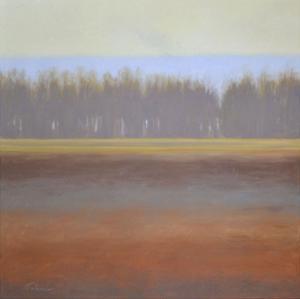 Summer Poplars by Todd Telander