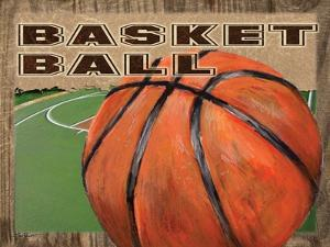 Basketball by Todd Williams