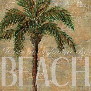 Beach Palm - Mini by Todd Williams