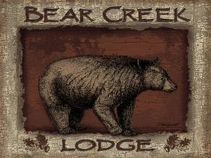 Bear Creek - Mini by Todd Williams