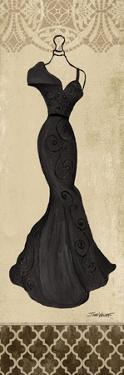 Black Fashion Dress III by Todd Williams