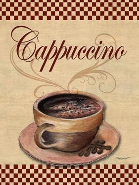 Cafe Cappuccino by Todd Williams