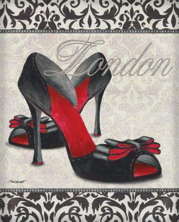 Classy Shoes I by Todd Williams