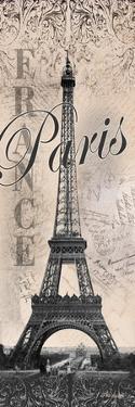 Eiffel Tower by Todd Williams