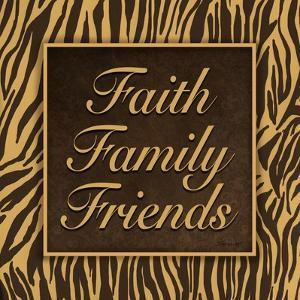 Faith, Family, Friends II by Todd Williams