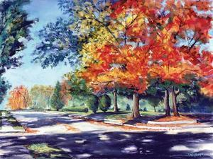 Fall Brilliance II by Todd Williams