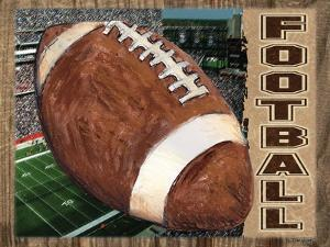 Football by Todd Williams